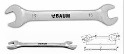 Double Open End Baum Spanners