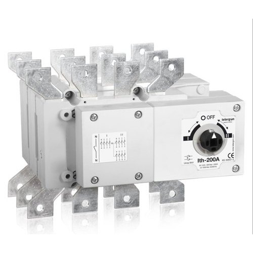 Manual By Pass Changeover Switch  63a To 1600a  Rs 4500