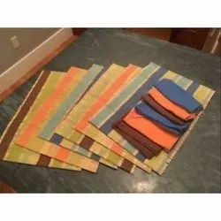 Cotton Placemat And Napkin Set
