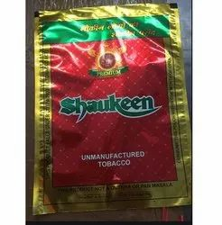 Tobacco Packing Pouch