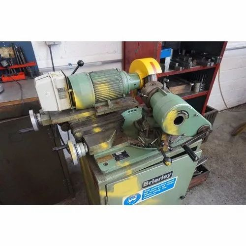 Automatic Brierley ZB32 Tool and Cutter Grinder