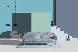 Rhythm 1 Seater Sofa