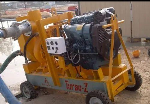 Dewatering Pump Rental Service - Diesel Pump Dewatering
