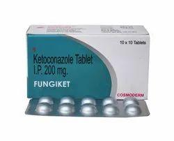 Ketoconazole 200mg Tablet