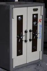 950 Kg Double Door Safe
