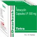Tetracycline Capsules