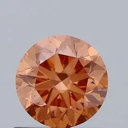 Pink Diamond 0.63ct VS2 Lab Grown Fancy Color IGI Certifed Stone