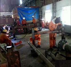 Onshore Fabrication