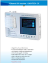 Biomedics Ecg Machine, 216 Patients, Resting