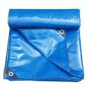 Ars Tarps Blue Pvc Truck Tarpaulin, Thickness: 0.44 Mm, Size: 25x25 Feet