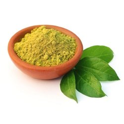 Green Herbal Mehndi Churna, For Personal, Packaging Type: Packet