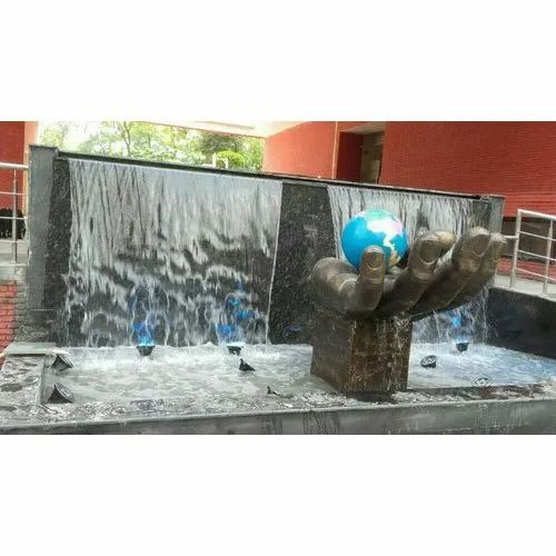 AE703 Wall Waterfall Fountain