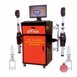 Bluetooth CCD Wheel Alignment Machine