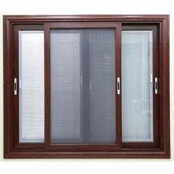 Sliding Mosquito Net Window, Size/Dimension: 4x7 feet