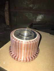 Three Phase Commutator, For Industrial