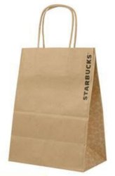 EcoSri Coffee Shop Kraft Paper Bags