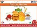 Biscuit Bhakhri - Jeera