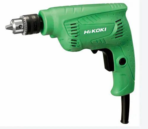 HiKOKI Hitachi D10VST 10mm 3/8'  Drill, 0 - 3, Warranty: 6 months