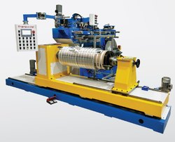 HV FOIL WINDING MACHINE