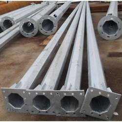 Conical Steel Pole