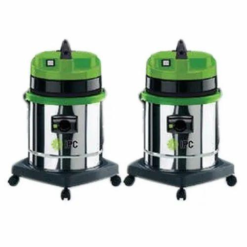 Stainless Steel Ipc Wet & Dry Vacuum Cleaner