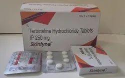 Terbinafine HCl BP 250mg