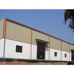 Industrial Factory Sheds