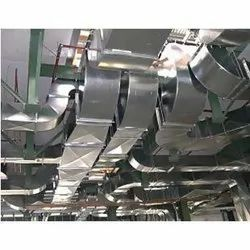 Kanva,Cool HVAC Duct, For Industrial Use