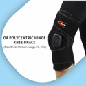 Polycentric Knee Brace