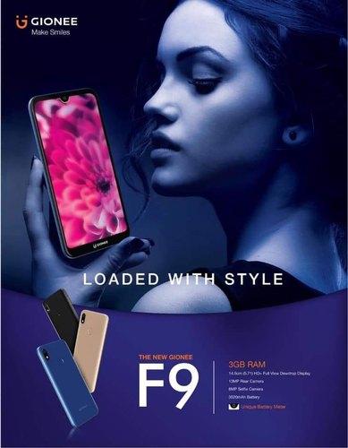 Gionee F9 Mobile Phone
