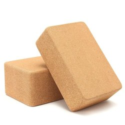 KD Cork Yoga Brick