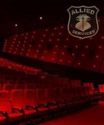 Cinema Hall Security Service
