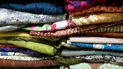 Imported cotton fabric