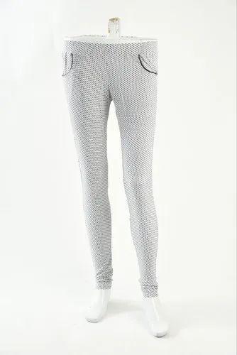 49eec6dc5b2a Black Ladies Ankle Length Pant