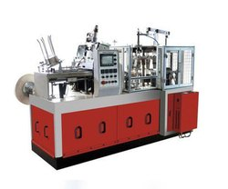 High Speed Ultrasonic Paper Cup Machine