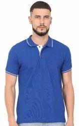 Polo Type Mens Half Sleeve T Shirts