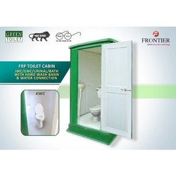 FSCFRPCB-EWC Toilet Cabin