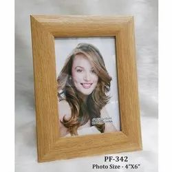 Wooden Finish Photo Frame 4-6