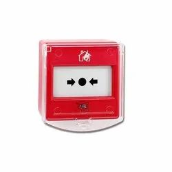PP Manual Call Point, for For Fire Frightening