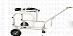 Tilting Trolley For Liquid N2 Container
