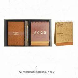 Promotional Calendar Combo Set