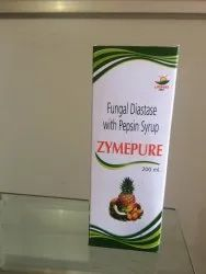 Zymepure Fungal Diastase With Pepsin Syrup