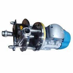 SS Horizontal Centrifugal Pump