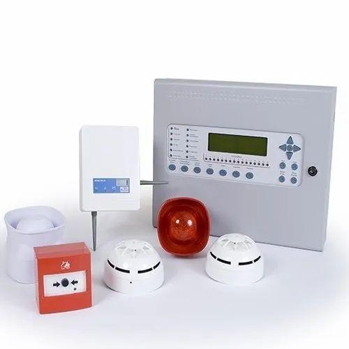 Smoke Detector Wireless Fire Alarm System