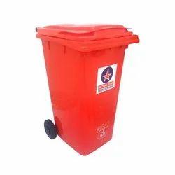 240 L Plastic Wheeled Dustbin