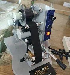 DY-8 Manual ribbon Batch Coding