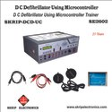 Defibrillator Trainer Educational / Simulator / Hospital