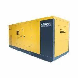350 KVA Pinnacle Diesel Generator, 3 Phase