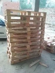 Square Natural Wooden Pallets Of Box for Packaging
