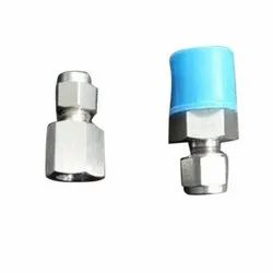 Stainless Steel Compression Tube Fitting, Size: 1/4-1 Inch
